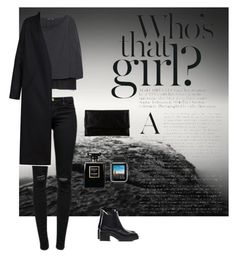 Who's that girl? by kumarov on Polyvore featuring polyvore, fashion, style, Zara, Non, J Brand, Status Anxiety and Chanel