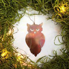 wise owl – Thistlehandmade Wise Owl, Christmas Ornaments, Holiday Decor, Home Decor, Decoration Home, Room Decor, Christmas Jewelry, Christmas Decorations, Home Interior Design