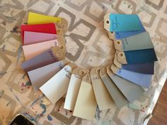 Autentico paint colours 2