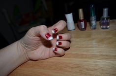 My Nail Polish Is Poppin: Santa Claus is comiiiiiing to town!