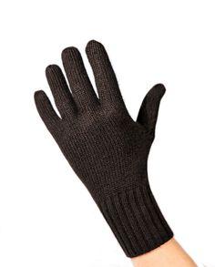 Kaschmir Handschuhe dunkelbraun Gloves, Fashion, Cashmere, Get Tan, Dark Brown, Black, Moda, Fashion Styles, Fasion