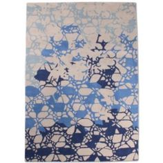 Buy Fusion Artic Rug - 160 x 230cm - Blue at Argos.co.uk - Your Online Shop for Rugs and mats.