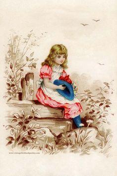 Vintage Field & Garden: Children
