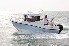Quicksilver - Captur - Pilothouse 555 - #embarcaciones #fibra #lanchas #motoras #pescapaseo http://jaloque.com/