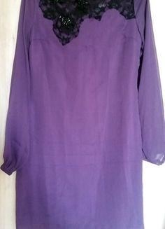 Kup mój przedmiot na #vintedpl http://www.vinted.pl/damska-odziez/sukienki-wieczorowe/18092447-nowa-elegancka-sukienka-r38