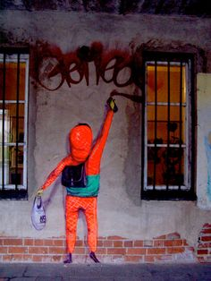 Graf / The Fox Is Black » Os Gemeos Hits Up Lithuania