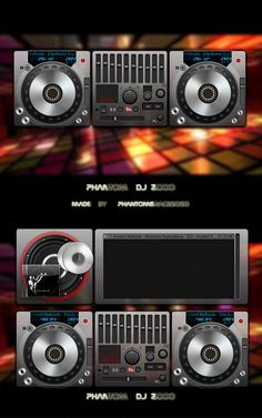 phantom dj 2000 by ~phantommenace2020 on deviantART