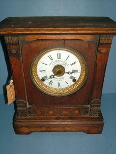 Edwardian Fattorini & Sons Patent Automatic Alarm by BiminiCricket, $250.00