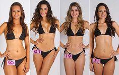 Conheça as 30 candidatas ao Miss São Paulo 2013 em fotos de biquíni - Yahoo! Mulher