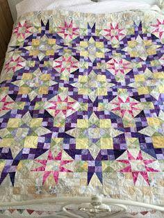 Free to Quilt: Bonnie's Quilt