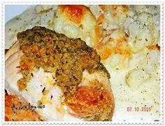 Bifes de Frango Recheados com Farinheira | Cooking Recipes by Apok@lypsus