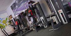 Gym equipment at Suites Hotel