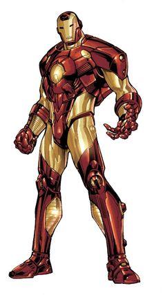 Iron Man Armor Model 19 by Carlo Pagulayan