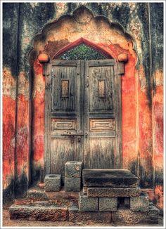 Somewhere in Delhi…. by MzMely