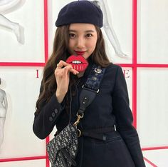 Suzy Bae (배수지) At Dior Fashion show 2019 Dior, Cutest Babies Ever, Weightlifting Fairy Kim Bok Joo, Bae Suzy, Korean Actresses, Celebs, Celebrities, Lee Min Ho, Nayeon