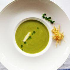 Sopa de Chile Poblano (Poblano Chile Soup) Recipe - Saveur.com