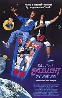 Bill & Ted's Excellent Adventure (1989) 7/10