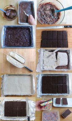 Homemade Ice Cream Sandwiches For a more adult flavor, add chopped nuts, toasted coconut, or even cookie crumbs or just leave them plain.