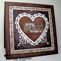 Heartfelt Creations | Heart Of Love