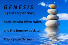 """GENESIS - Big Data Super Nova - A Sci-fi Tech Novella  """"...It's now exactly 37 years forward – the morning of March 13, 2050, 11 AM: Earth Standard Galaxy time..."""" and a galactic disaster is about to happen:  """"Genesis – Big Data Super Nova"""":  This time I decided to share with you my Big Data insights and ideas through a story.  So tighten your seatbelt as we jump into hyperspace through time.    Chapter one: """"Eve"""" Super Nova, Chapter One, Big Data, Eve, Insight, Sci Fi, March, Social Media, Posts"""