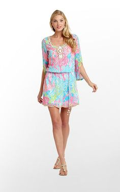 Lilly Pulitzer Delisa Dress  I want sooo many things from Lilly this year!