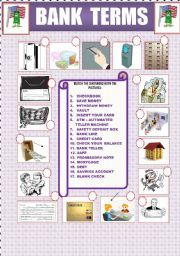 English worksheets: business worksheets
