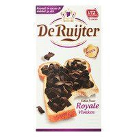 De Ruijter Extra puur royale vlokken (Bevat soja)