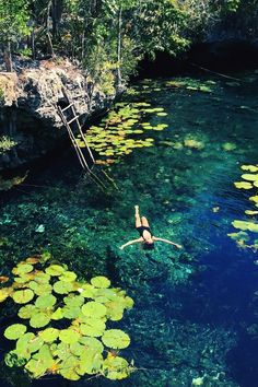 Costa Maya, Mexico | What would you do with 8 hours in Costa Maya? Diving in the cool, relaxing waters in Tulum's Cenotes is a transcendent experience. Cruise with Royal Caribbean to Costa Maya and begin your spiritual underwater journey.