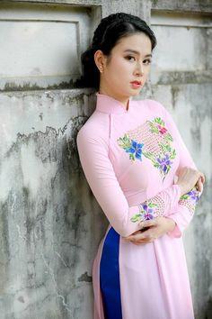 Ao Dai by Linh Bui