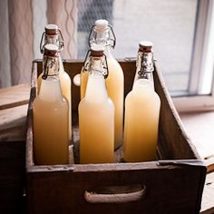 Ginger Beer in 48 hours, now you can make Dark N Stormy's at home!