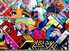 Resultado de imagen para graffiti street art