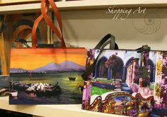Shopping con arte #Bags #Macrì