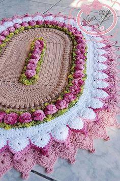 Crochet Kitchen, Arte Floral, Doilies, Free Crochet, Crafty, Blanket, Elsa, Rugs, Lotus