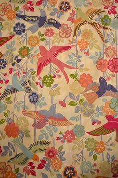 Birds by anna Griffin