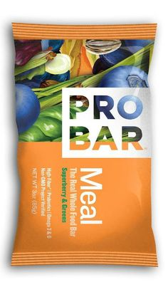 Pro Bar Meal / Pro Bar at REI #sponsored
