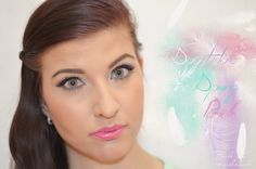 Say Hallo to the Spring in Pastells - Make-Up Look