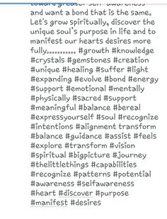 Hashtags, Physics, Bond, Knowledge, Healing, Let It Be, Unique, Life, Physique