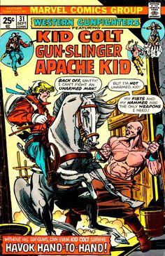 Western Gunfighters 31 - Gil Kane