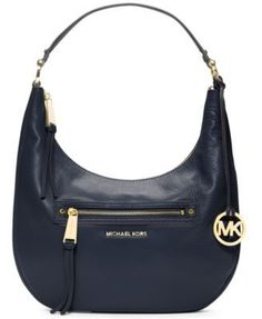 MICHAEL Michael Kors Rhea Zip Medium Shoulder Bag Handbags   Accessories -  Macy s e1d0648defe9f