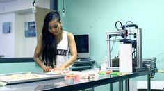 Inside3DP Exclusive: Structur3D Developed a 3D Printer that Prints Nutella