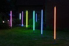 WAY-LIGHT® - Leuchtstäbe Gartenbeleuchtung