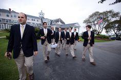 groomsmen!