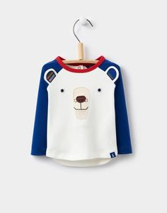 Joules Baby Boys Character T-shirt