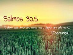 Pão Diário: Salmos 30