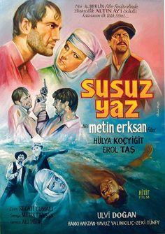 Directed by Metin Erksan - Art Cinema Film, Cinema Posters, Film Posters, Film Movie, Ocean Pictures, Village People, His Dark Materials, Lin Manuel, The Hollywood Reporter