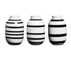 Omaggio Miniature Vase 3-Pack
