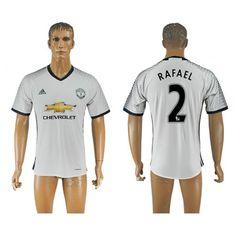 Manchester United 16-17 #Rafael 2 3 trøje Kort ærmer,208,58KR,shirtshopservice@gmail.com