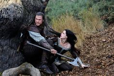 Snow White and the Huntsman still