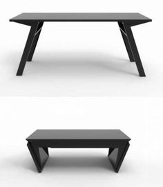 Table MK1: Transforms From Small Kitchen/dining Table To Coffee Table Http:/