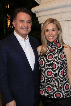 Mark Freitas  and Mary Freitas